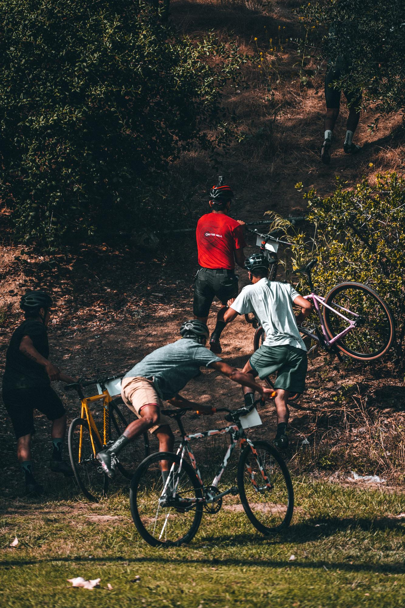 The Los Angeles Tracklocross Series