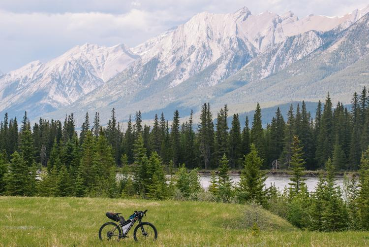 Lael Wilcox's Tour Divide Specialized Epic Hardtail