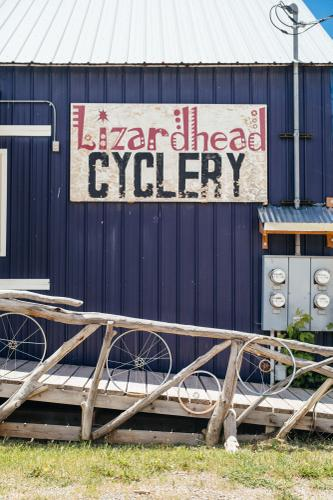 Roadside Attraction: Lizard Head Cyclery in Delores, Colorado