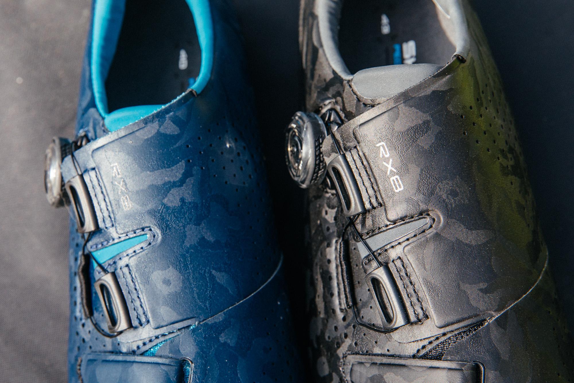 Shimano's 'gravel' shoes.