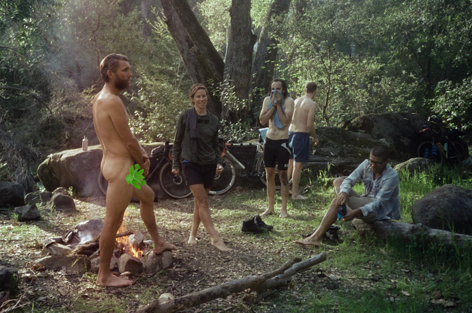 Fast Friends: Big Thoughts Through Big Sur