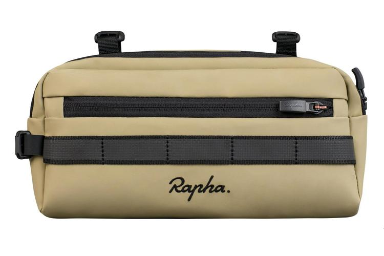 Rapha's Waterproof Bar Bag