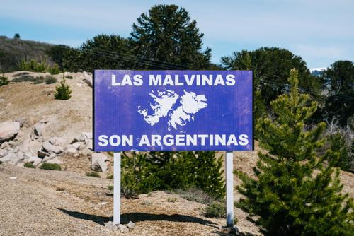In Argentina, you're never far from Malvinas/Falkland islands propoganda (just don't bring it up to the locals)