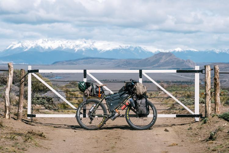 A Promising Introduction to Riding in Patagonia
