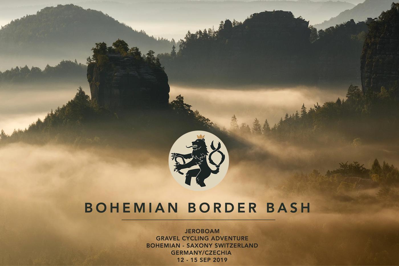 The Bohemian Border Bash Gravel Riding Event