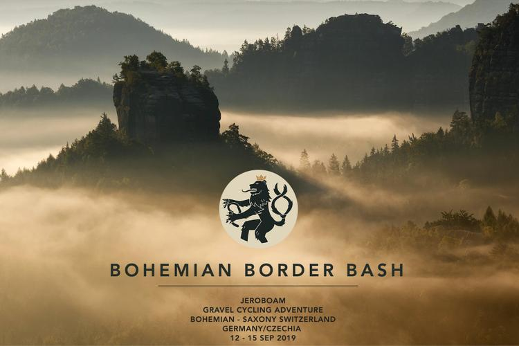 The Bohemian Border Bash Gravel Riding Event