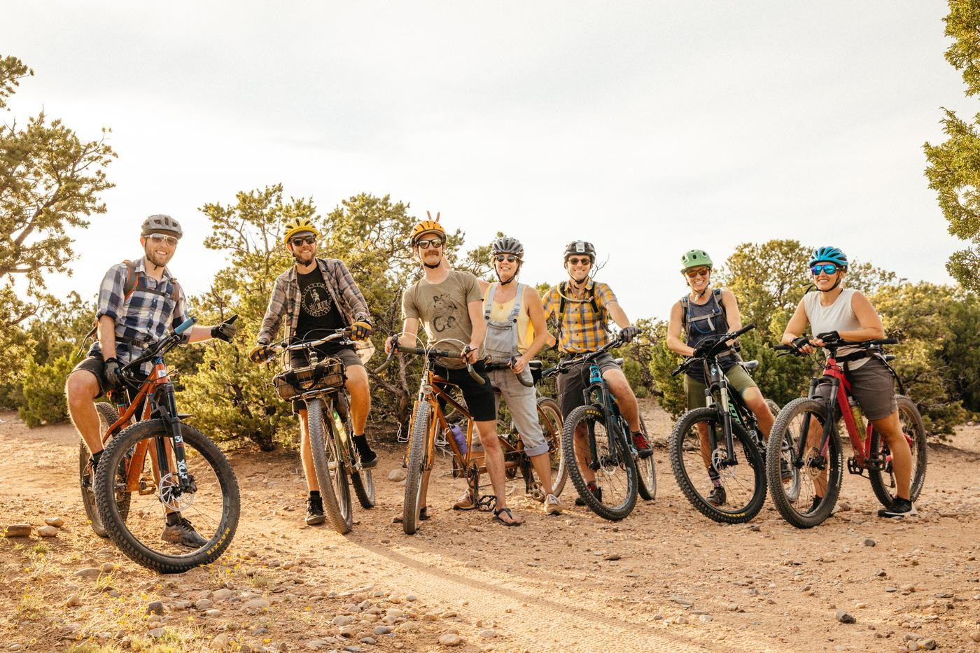 Building Community at Sincere Cycles in Santa Fe