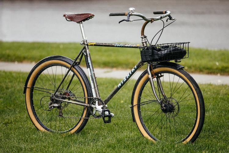 Uncle Dan's Nishiki Colonado 26″ Disc Conversion