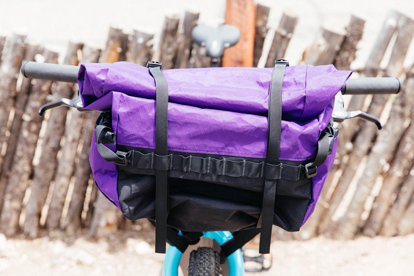 A Look at the Ultralight Tribulus Limited Endover Handlebar Bag