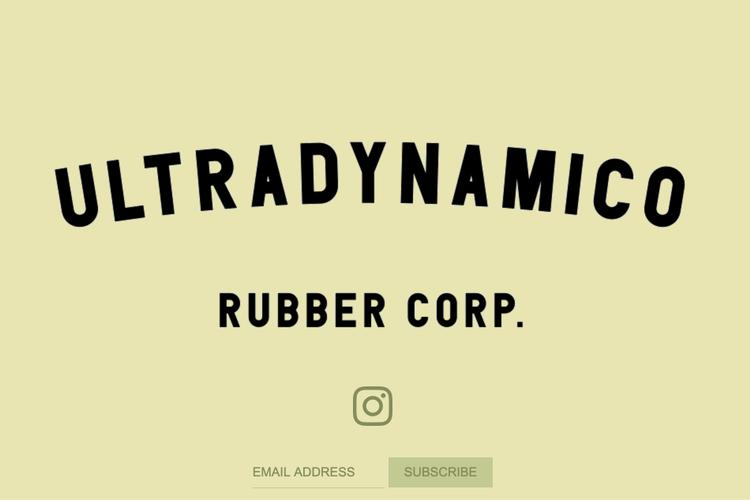 What is Ultradynamico Rubber Corp? Who is Ultradynamico?
