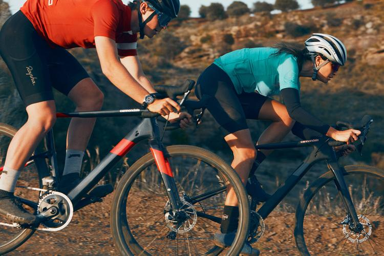 Cannondale's Topstone Now Comes in Carbon and Gets a Lot of Updates