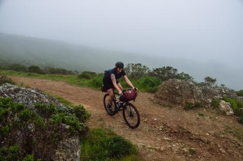 Into the Marin Headlands