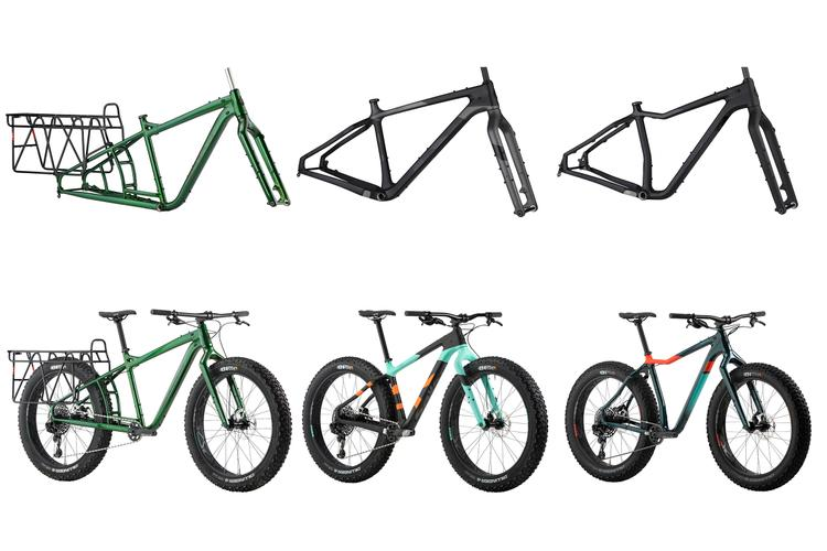 Salsa's 2020 Fat Bike Line