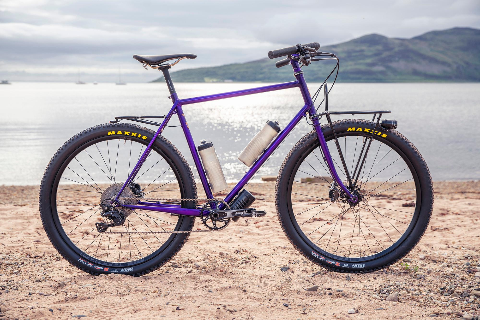 Grinduro custom build by Clandestine.Grinduro, Isle of Arran, Scotland, 13 July 2019