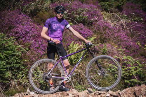 Grinduro GXC custom build by The Bicycle Academy.Grinduro, Isle of Arran, Scotland, 13 Jult 2019