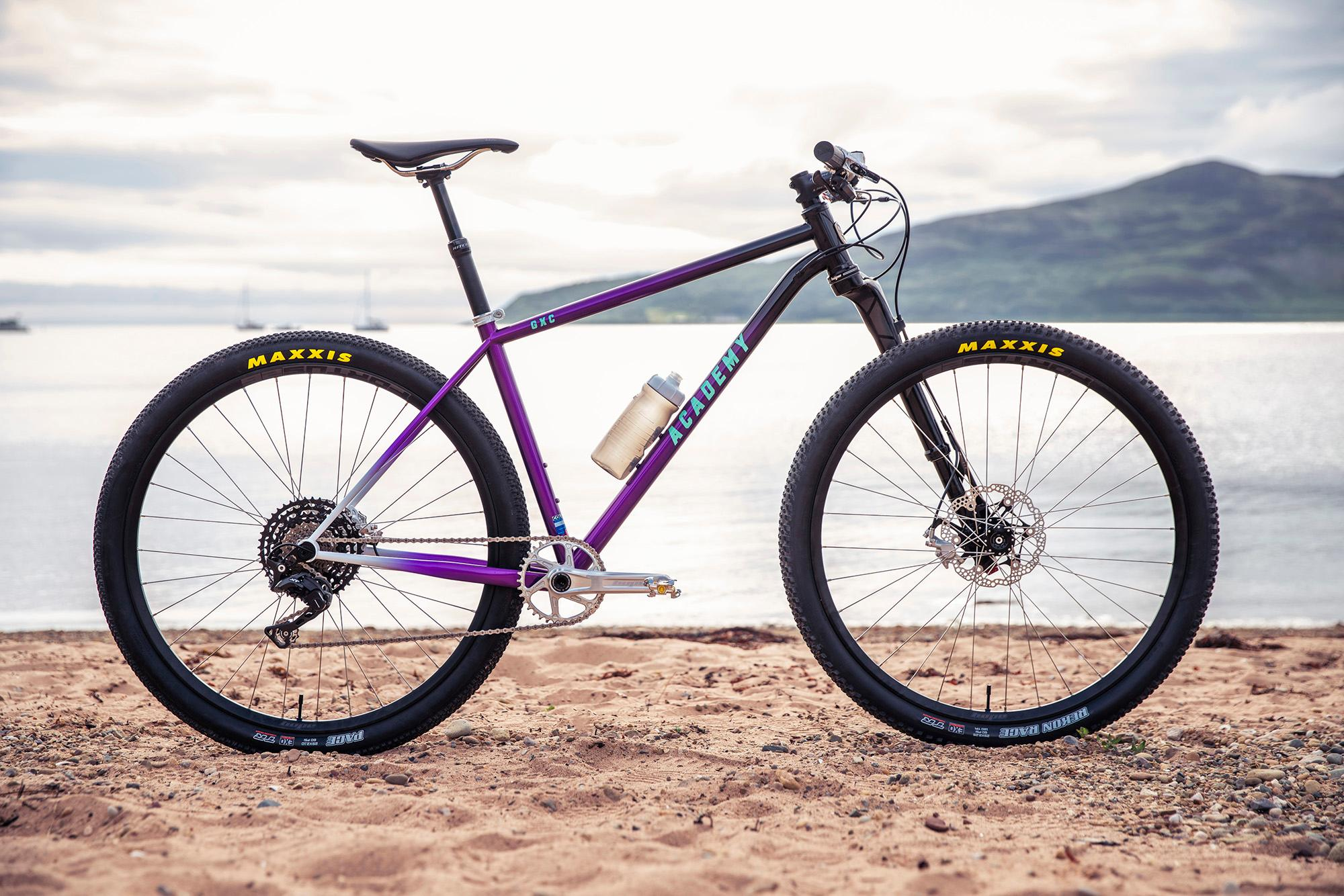 Grinduro GXC custom build by The Bicycle Academy.Grinduro, Isle of Arran, Scotland, 13 July 2019