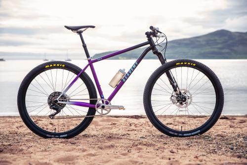 Grinduro GXC custom build by The Bicycle Academy.Grinduro, Isle of Arran, Scotland, 13 July 2019