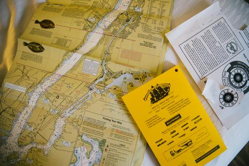 Maps and permits
