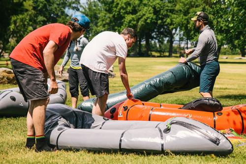 Deflating all the rafts
