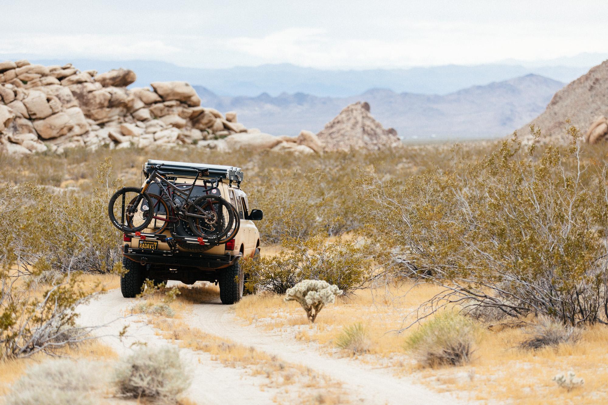 Mojave movin'