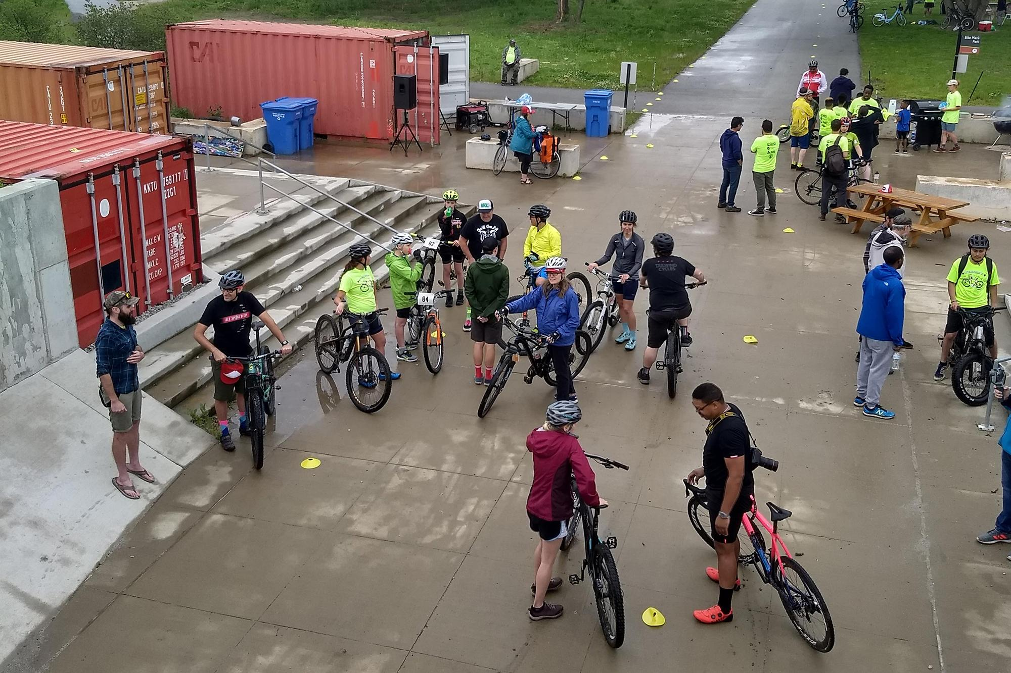 The Big Marsh Bike Convergence
