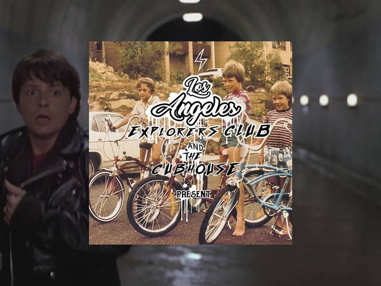 LA Explorers Club Ride: Sunday Cruise: Teen Wolf and other Hollywood Love Stories