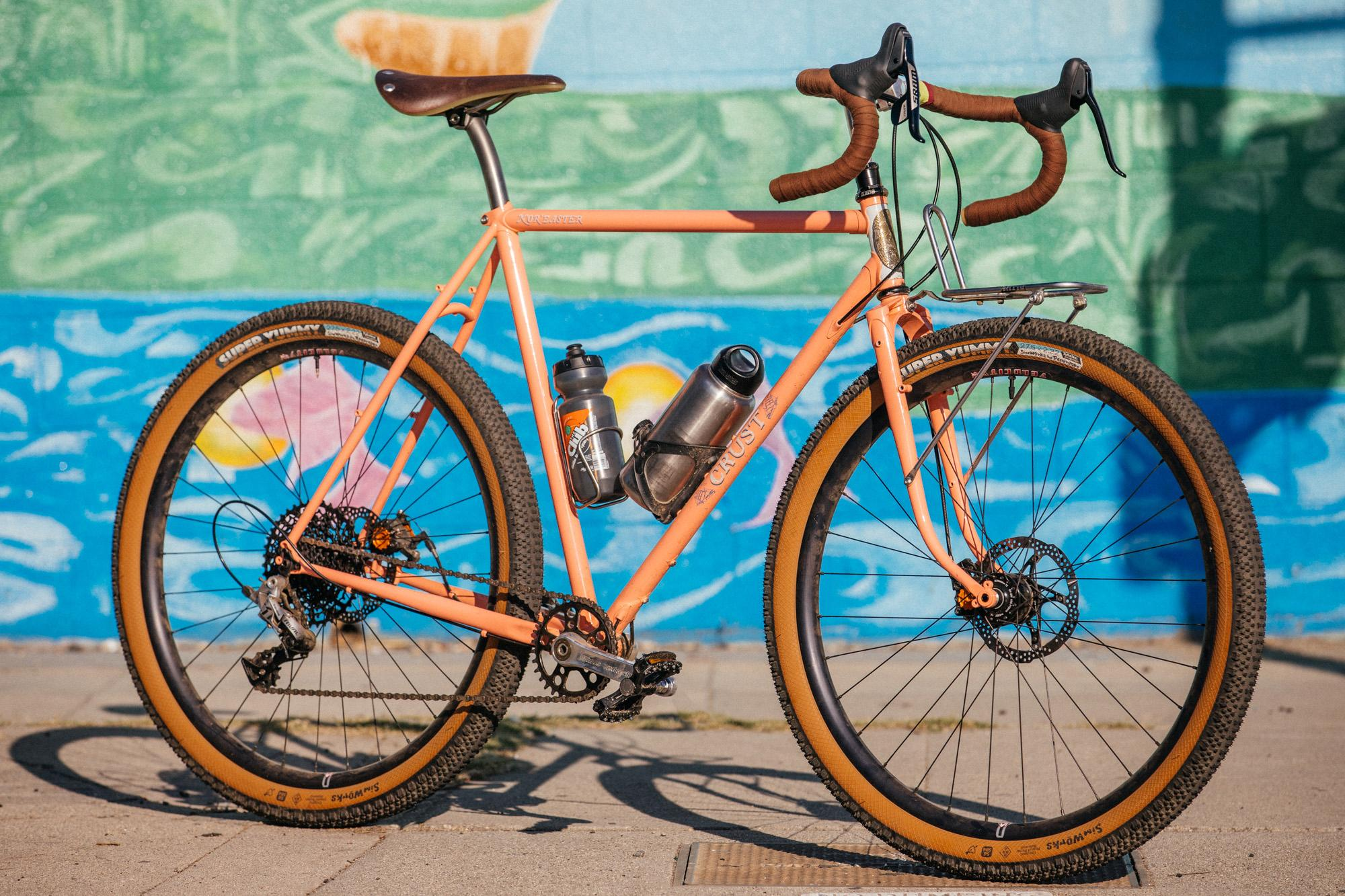 Mick's Crust Nor'Easter Dirty Tourer