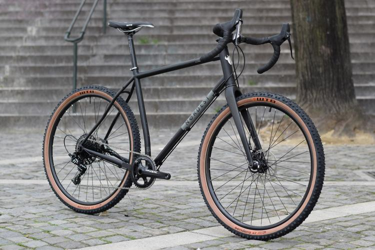 The Nordest Albarda is a Capable All Road