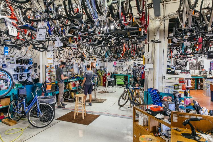 Two Articles on Local Bikes Shops Worth Sharing