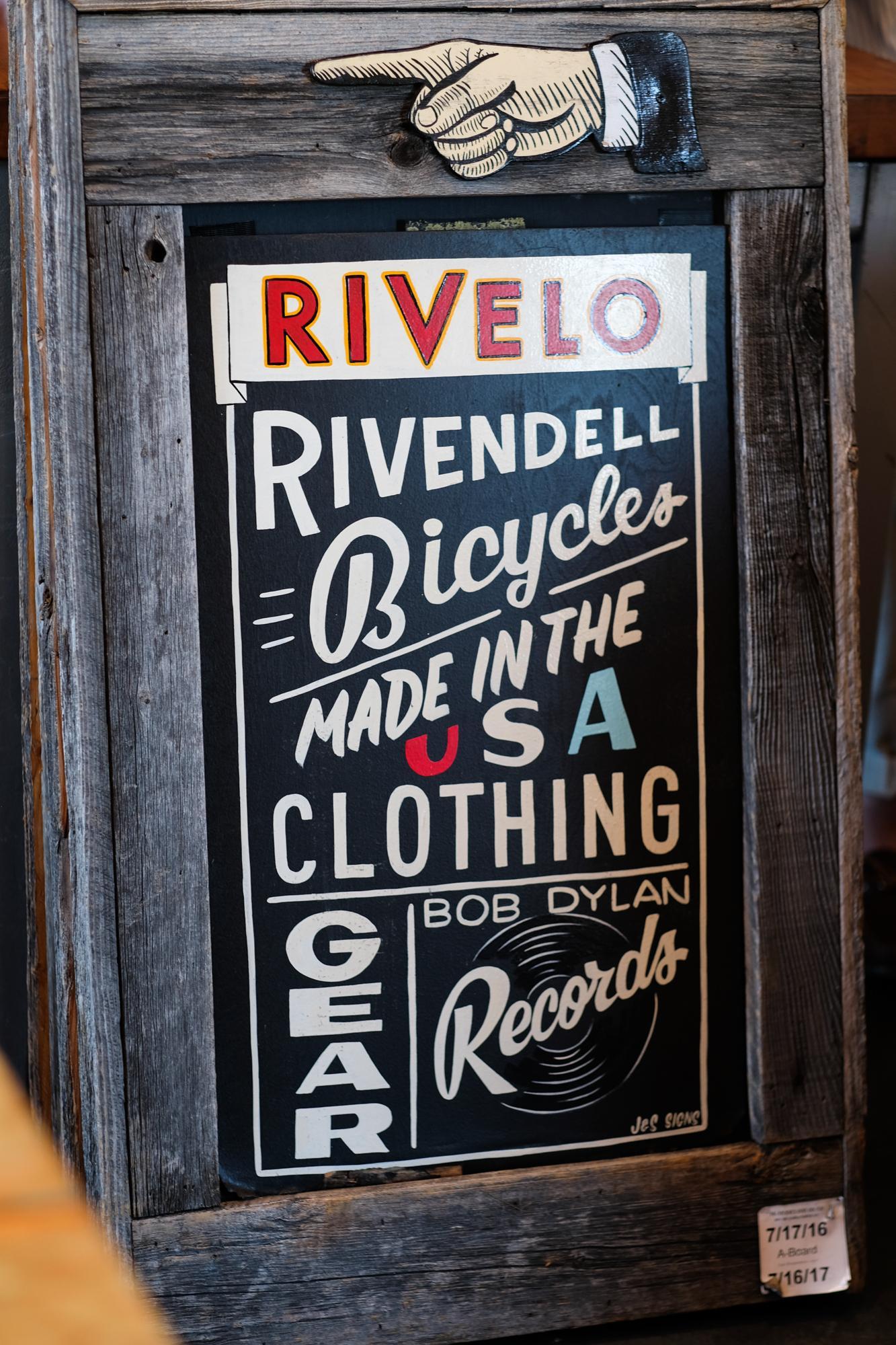 Portland's Rivelo