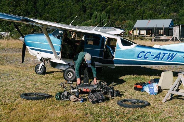 The Carretera Austral and the Bush Plane