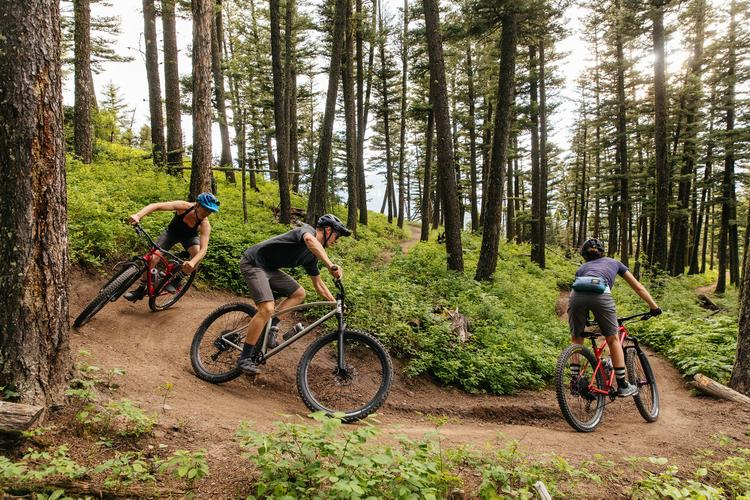 Shooting the Sklar Sweet Spot 29er Hardtail in the Mountains of Bozeman