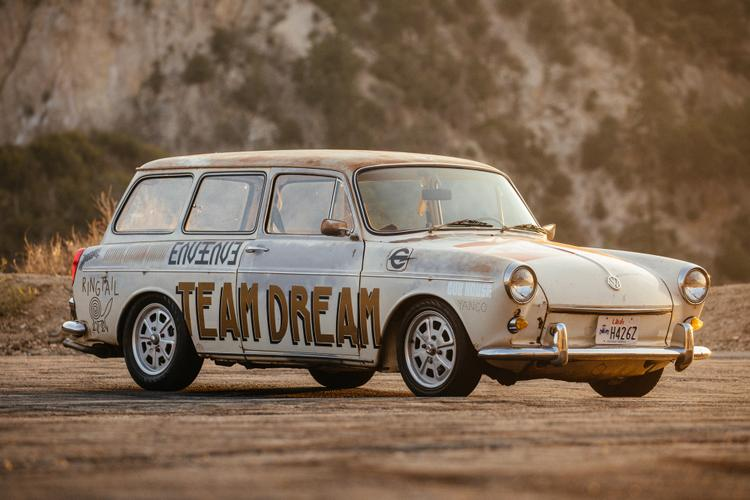 Team Dream's Squareback Gets Smoked on the Mountain!