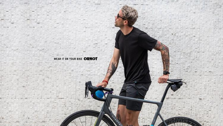 ORNOT's New Casual and Technical Bike Apparel