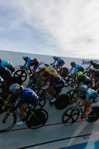 Full fields for the Elite Women during June's UCI racing.