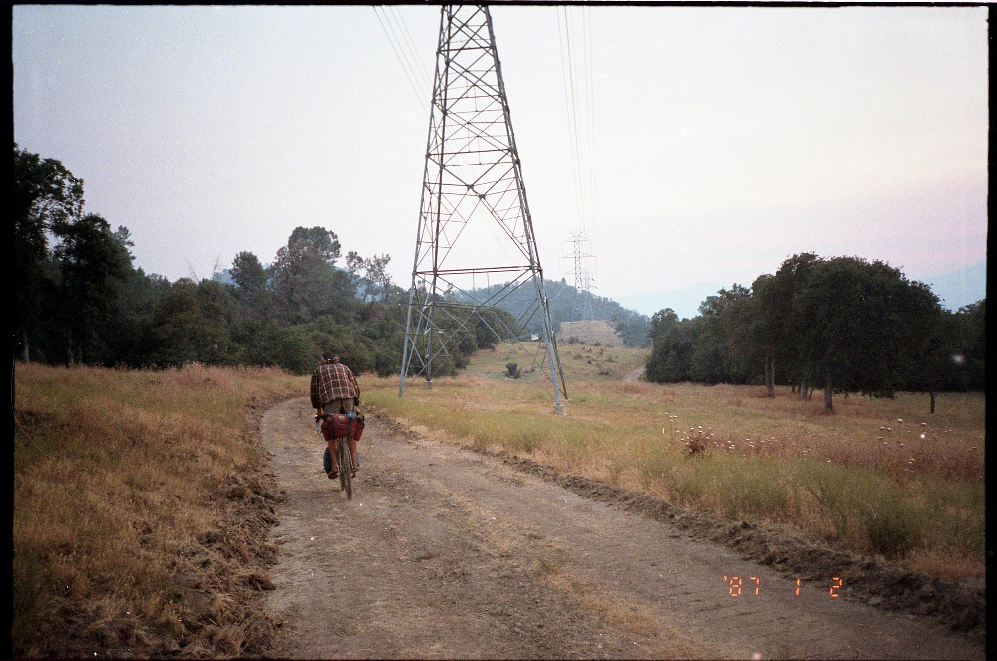 California Golde: An Analog Bicycle Tour on Kodak 35mm and 120 film