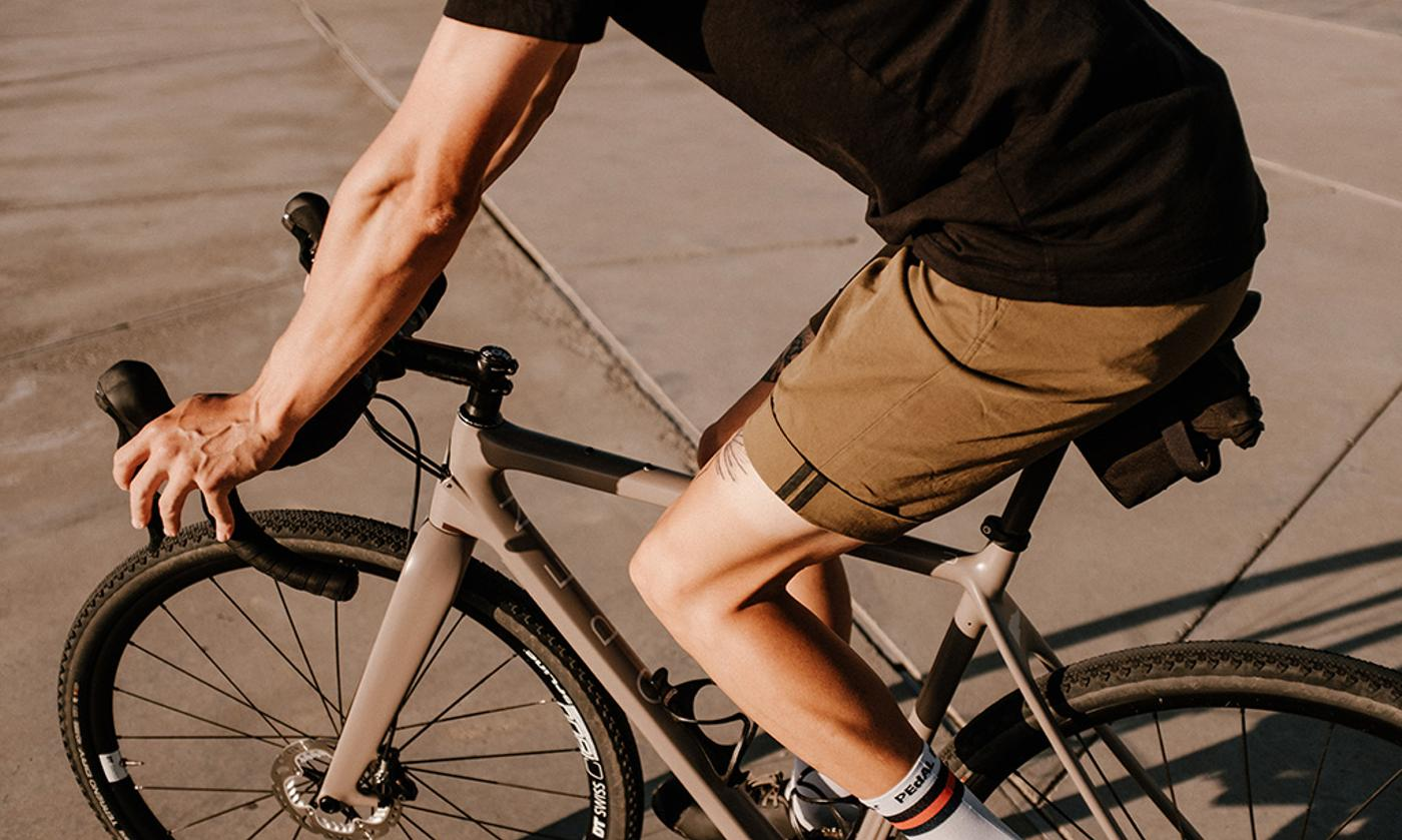 Pedal ED: Cycling Chino Shorts