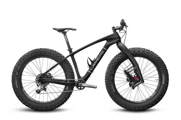 Cane Creek and LaMere Cycles: Ti eeWings Fat Bike Cranks