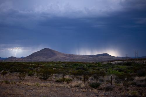 New Mexico monsoons.(Rugile Kaladyte)