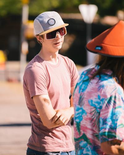 Taylor (Spencer Harding)