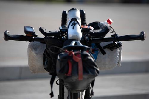 Lael's 2019 SRMR Bike