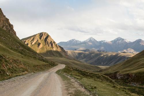 Kyrgyz views