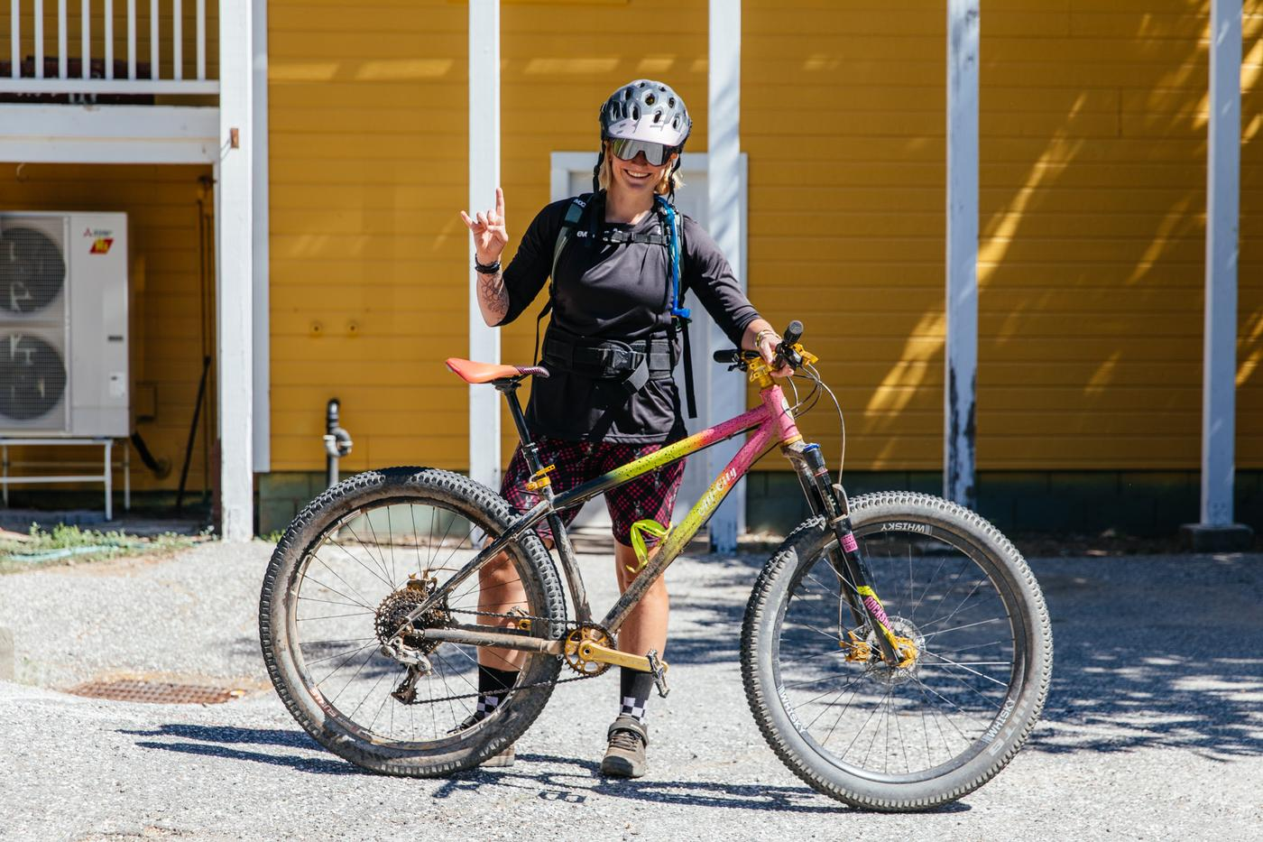 Gold Amidst the Dust: A Hardtail Gallery from the 2019 Downieville Classic