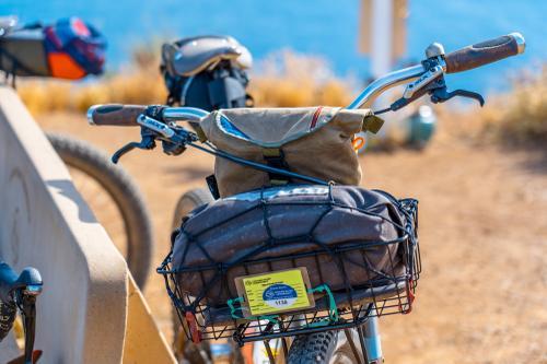 Bike permit