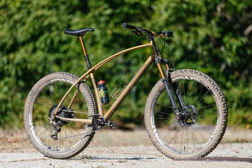 Curtis' Gold Rush Retrotec Funduro 29er