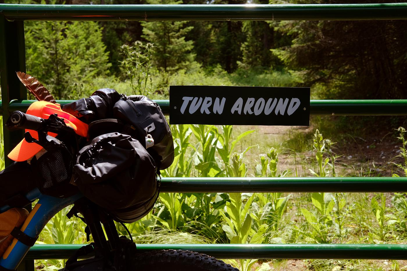 """""""Is this your property?"""" Lessons Learned from Bikepacking the Wild West Route"""