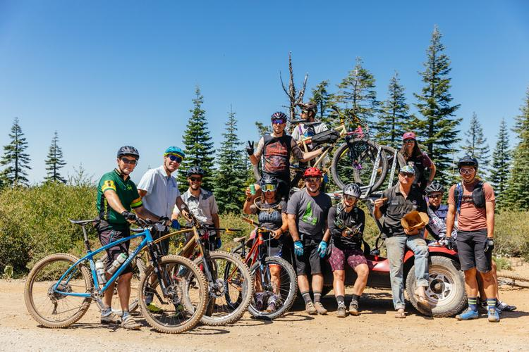 Leave it All on the Trail and Go Baroque: the 2019 Downieville Classic