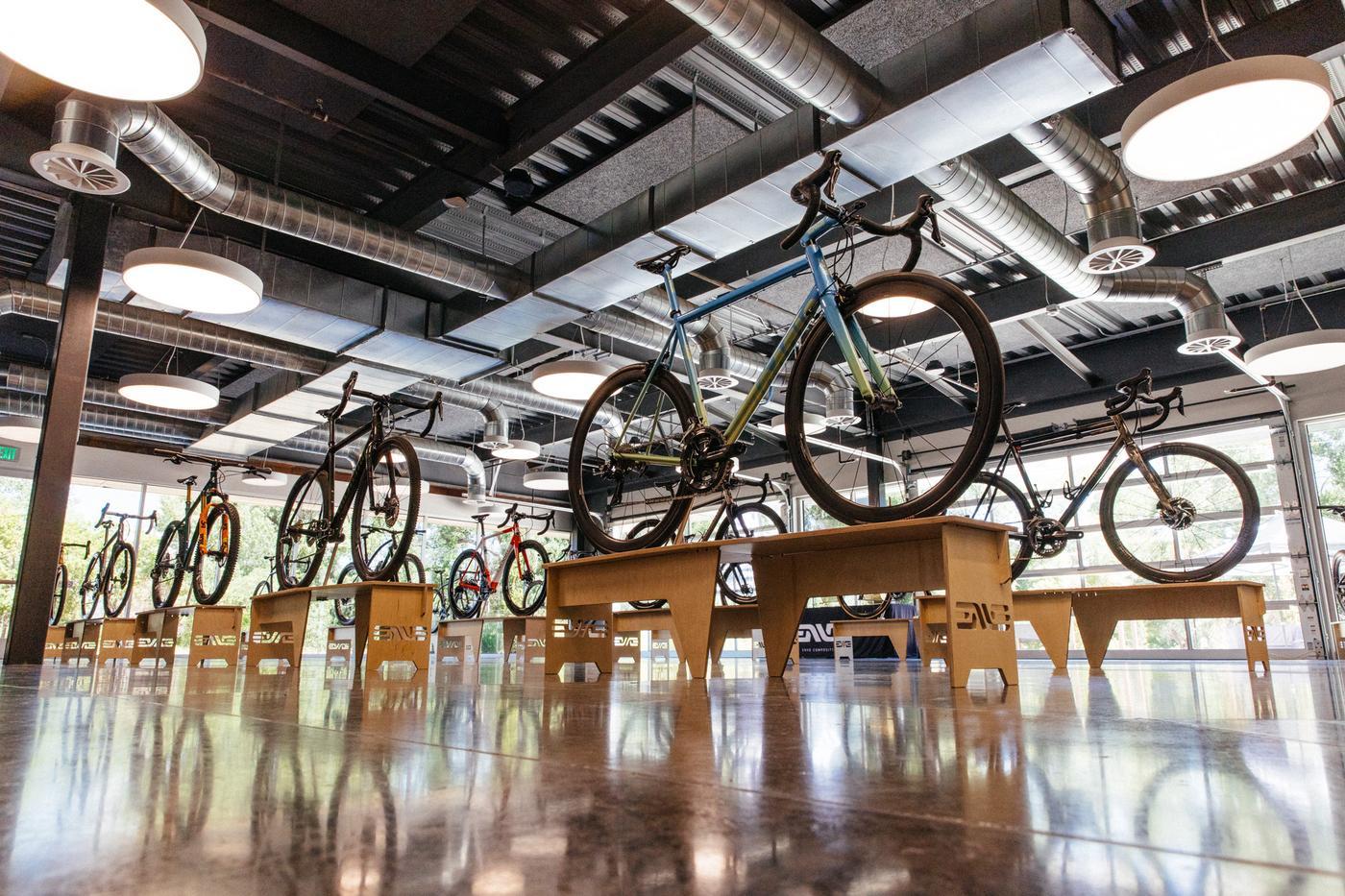 The Beautiful Bicycles of the ENVE Open House Part 02: Sklar, Falconer, Sarto, Sage, Argonaut, Moots, Retrotec, Legor, Bastion