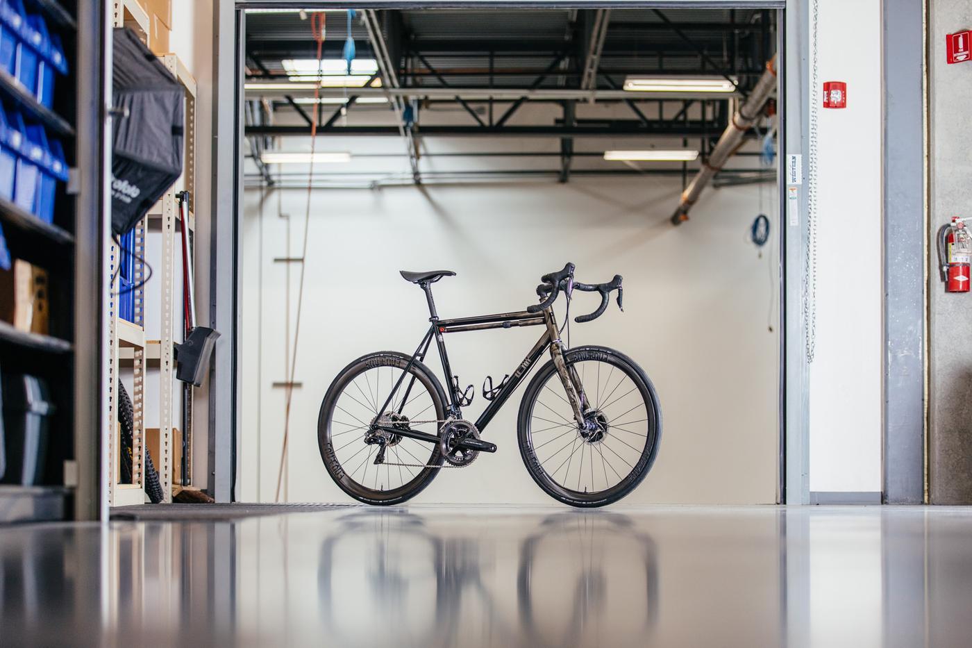 The Beautiful Bicycles of the ENVE Open House Part 01: Prova, Holland, Alchemy, Salt Air, Mosaic, Pursuit, English, Speedvagen, Bingham, Allied