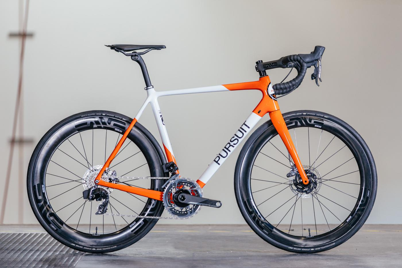 English Cycles Naked time trial bike   road.cc